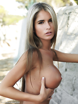 Errotica-Archives  Nessa  Tits, Erotic, Outdoor, Softcore, Pussy, Breasts, Boobs